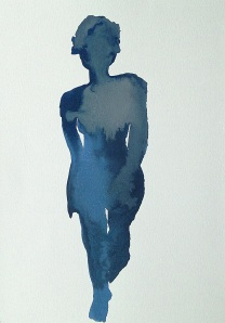 """""""Striding Feminist,"""" by Melanie Parke"""
