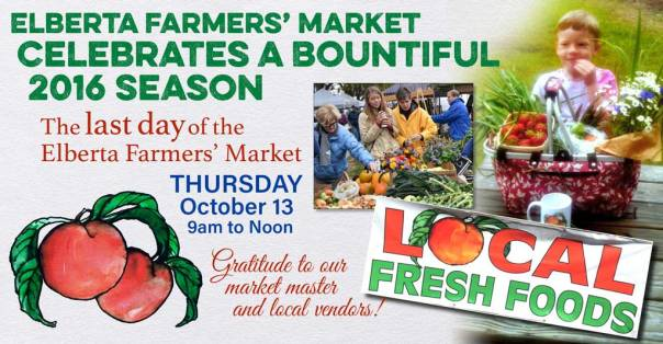 Come Celebrate our local farms harvest
