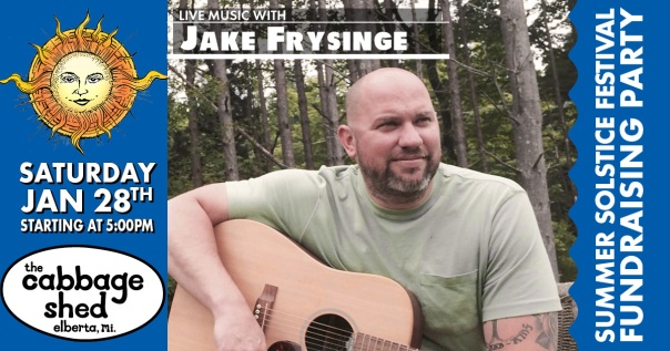 Live Music with Jake Frysings