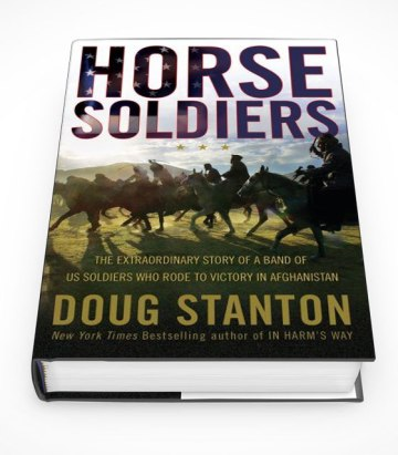 Book Review of Horse Soldiers by Doug Stanton